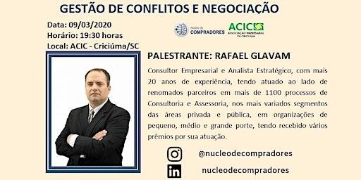 GESTÃO DE CONFLITOS E NEGOCIAÇÃO
