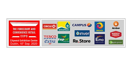 Forecourt & Convenience Retail Expo 2021 tickets
