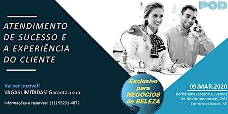 COMO ATENDER E SURPREENDER NO MERCADO DA BELEZA bilhetes