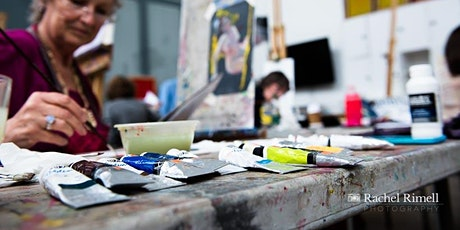 The Conservatoire Open Day - Using Colour / Illustrating Portraits (18+) tickets