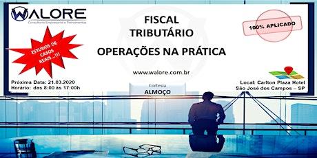 Curso Presencial FISCAL TRIBUTÁRIO ingressos