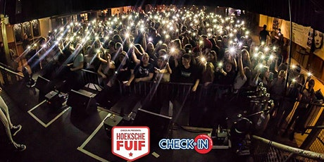 Check-IN ✪ Hoeksche Fuif ★ WHITE EDITION ★ tickets