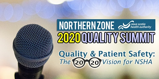 2020 Northern Zone Quality Summit