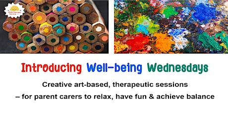 Well-being Wednesdays - Therapeutic Sessions tickets