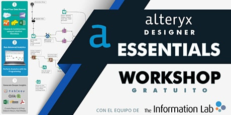 Alteryx Essentials Marzo 2020 entradas