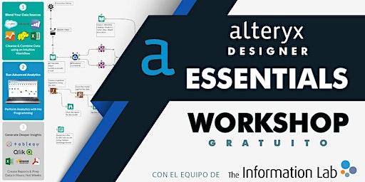 Alteryx Essentials Marzo 2020