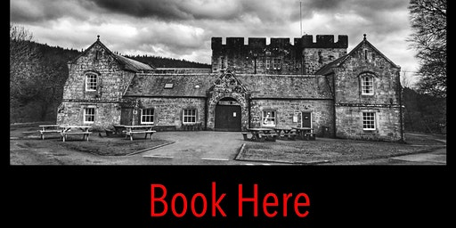 KIELDER CASTLE  GHOST HUNT with Haunting Nights  19/9/2020