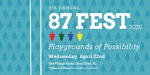 "87 Fest 2020 ""PLAYGROUNDS OF POSSIBILITY"""