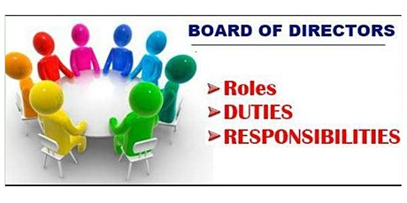 Early Years Board Members' Roles and Responsibilities tickets
