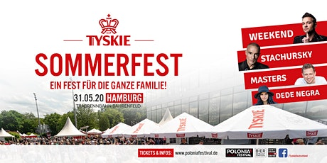 Tyskie Sommerfest - Hamburg 2020 Tickets