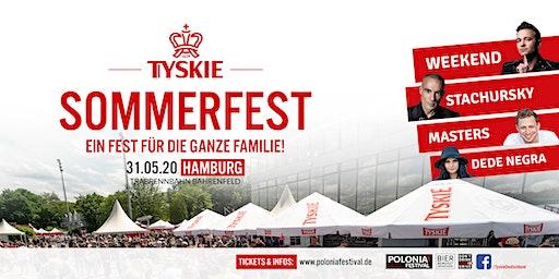 Tyskie Sommerfest - Hamburg 2020