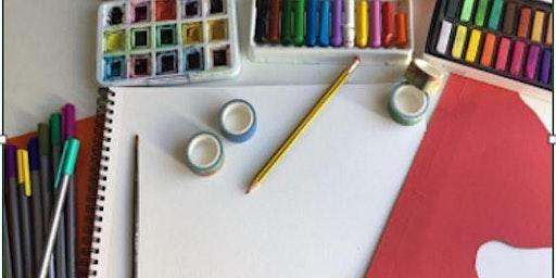 Taller Infantil: Libro de artista: Retratos