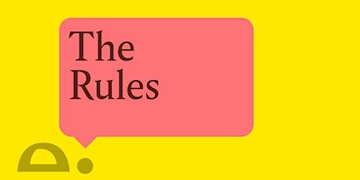 Tortoise ThinkIn - Glasgow - The Rules: How can we fix British politics?