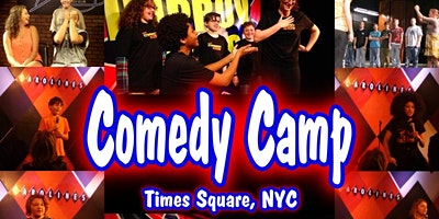 COMEDY+CAMP+for+KIDS+%26+TEENS+Times+Square+NYC