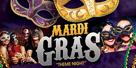 Mardi Gras Theme Party at Bajas tickets