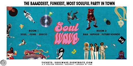 Soulwave tickets