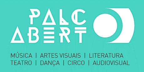 Palco Aberto - 1ª edição do ano! | Sesc Centro ingressos