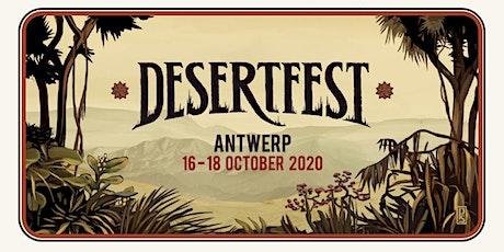 Desertfest 2020 tickets
