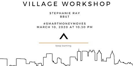 #SmartMoneyMoves tickets