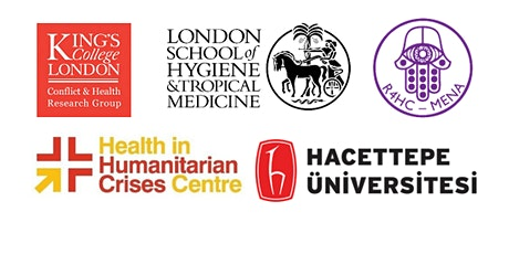 Women Leaders in Health and Conflict Conference - London tickets
