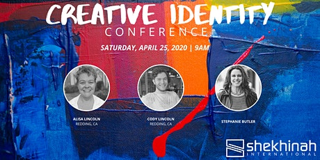 Creative Identity Conference tickets