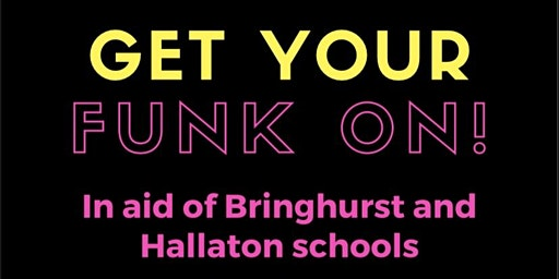 Full Fat Coke Band Night in aid of Bringhurst and Hallaton schools (£20pp)