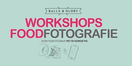 Workshop foodfotografie bij Balls n Glory (Antwerpen)