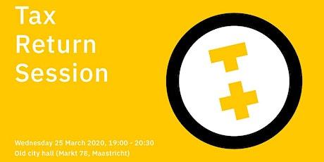 Tax Return Session #1 tickets