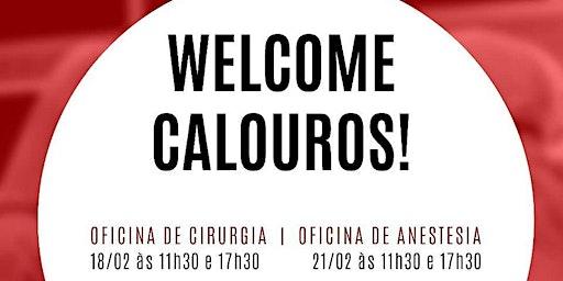 WELCOME OFICINA DE CIRURGIA 17:30