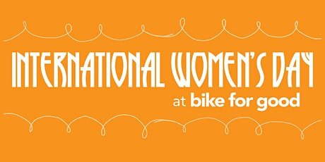 International Women's Day: Bike Ride tickets