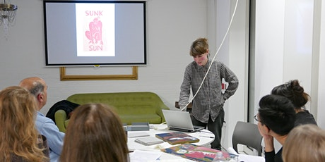 Bow Skills Peer Crit, with artist & curator Rosalind Davis tickets