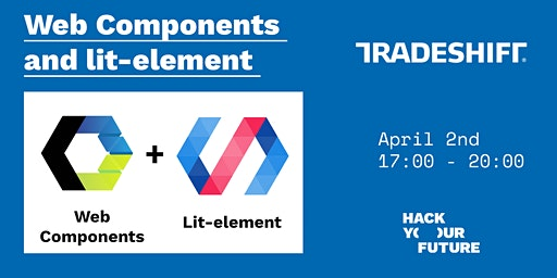 Web Components and  lit-element workshop @Tradeshift