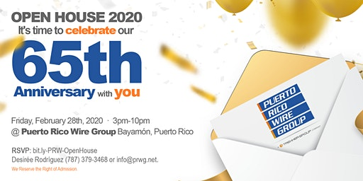 Puerto Rico Wire Group Open House 2020