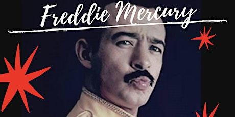 Johnny Will as Freddie Mercury tickets