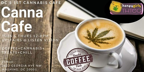 Canna Cafe by HoneyGirls420 tickets