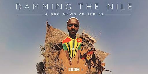 BBC VR Pop up tour - Littlemoor Library