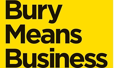 Start your own business - 1 2 1 Advice Appointment Bury Library tickets