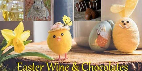 Frazier's Wine Tasting - Easter Wine & Chocolate tickets