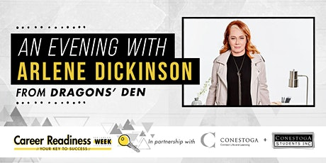 An Evening with Arlene Dickinson tickets