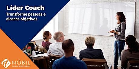 Curso Líder Coach tickets