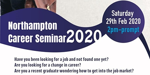Northampton Career Seminar 2020