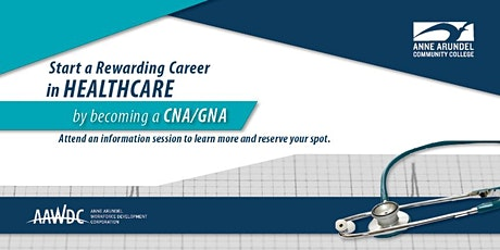 CNA/GNA Career Information Session tickets