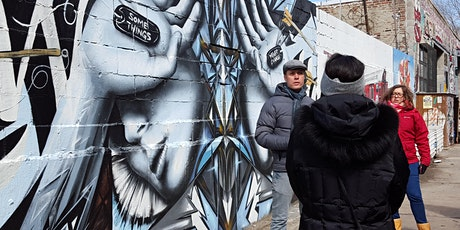 Bushwick Graffiti and Street Art Tour tickets