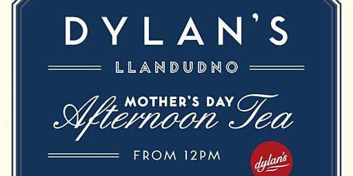 Mother's Day Afternoon Tea - Llandudno