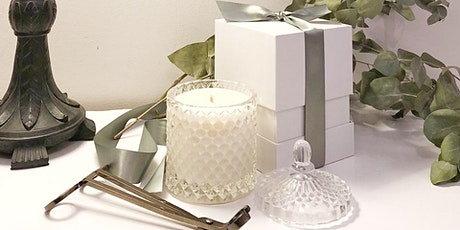 Candle Workshop - Hand poured pure scented soy candles tickets