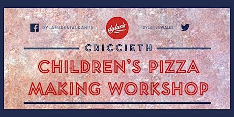 Children's Pizza Workshop - Criccieth tickets