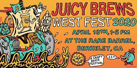 Juicy Brews WestFest Craft Beer Festival tickets