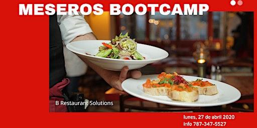 Meseros Bootcamp