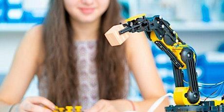 Taller de inteligencia artificial, visión por ordenador-Jóvenes(13-17 años) entradas