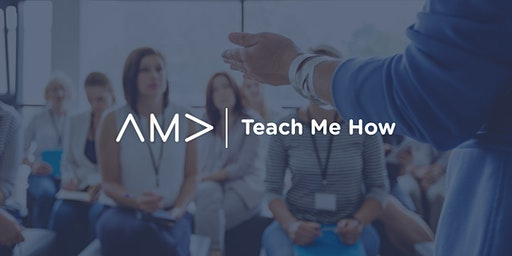 Teach Me How: The Art of Building Relationships to Advance Your Career